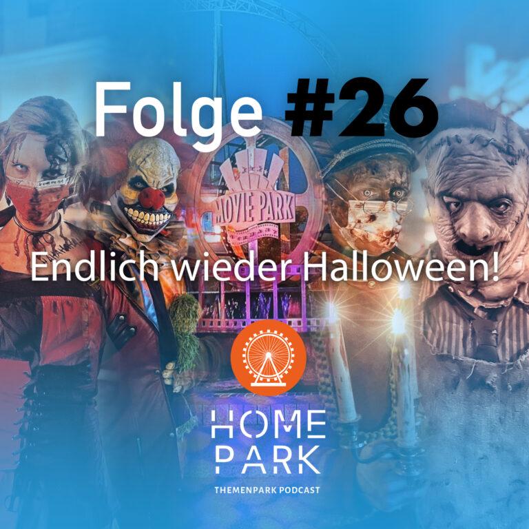 Folge #26 – Endlich wieder Halloween!